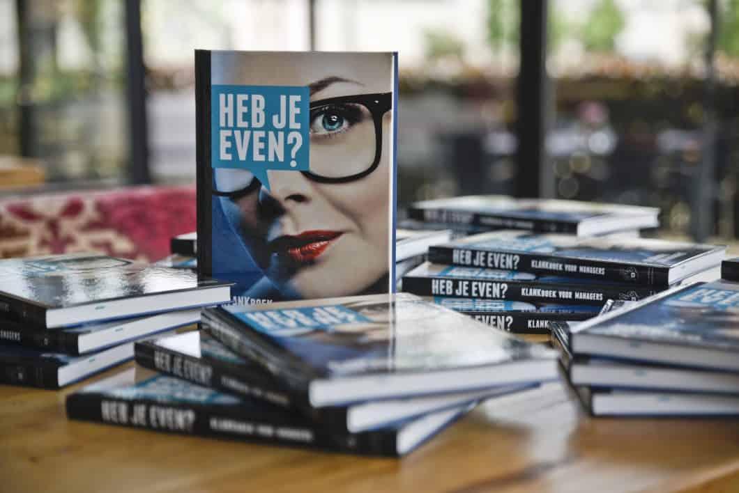 'Heb je even?' Managementboek door Toon van Mierlo en Reinwout Schram